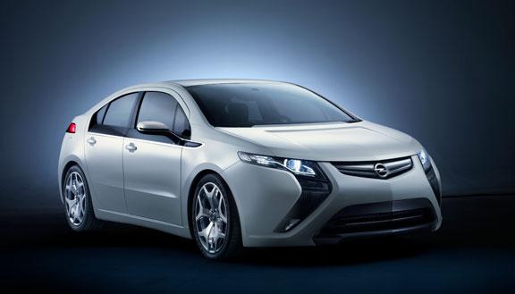 Opel Ampera, lo conducimos