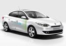 Renault Fluence eléctrico