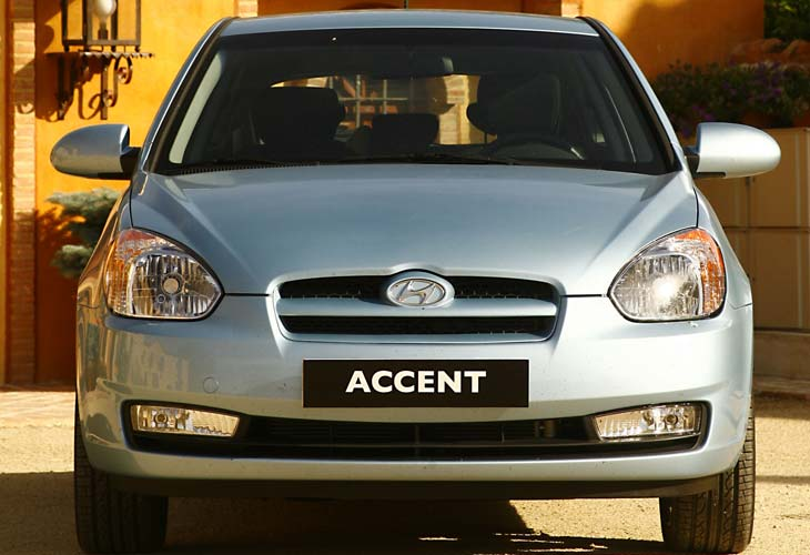 Hyundai Accent2006