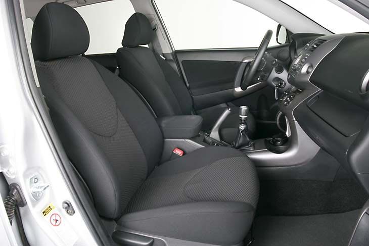 Toyota RAV 4 Prueba