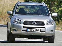 Toyota RAV4 2.2 D4-D Sol