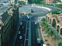 Aprueban la limitación a 80 km/h en Barcelona