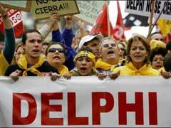 Hoy finalizan los contratos en Delphi