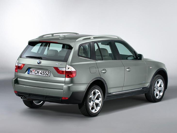 Ediciones BMW X3