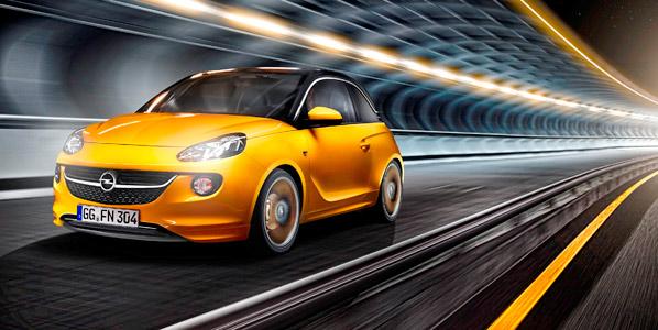 190 millones de Opel para fabricar el Adam