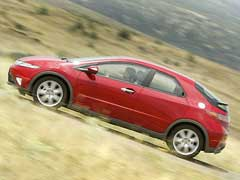 Honda Civic 1.8 16v Sport 5p