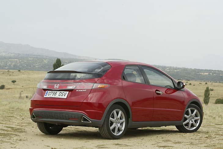 Honda Civic: llama la atención esta nueva generación.