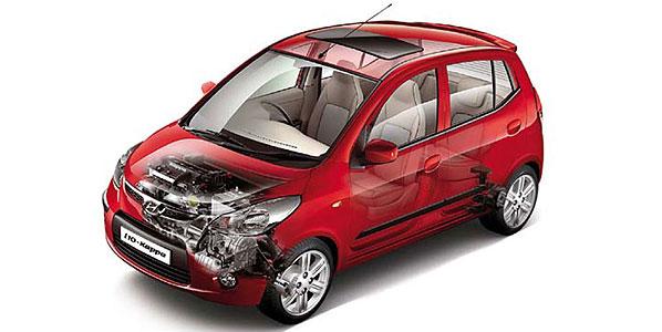Nuevo motor de gasolina Hyundai