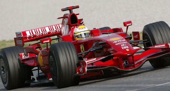 F1: Quién es Luca Badoer