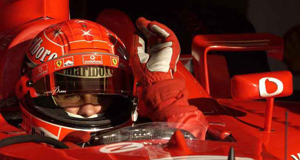 F1: Schumacher no correrá en Valencia