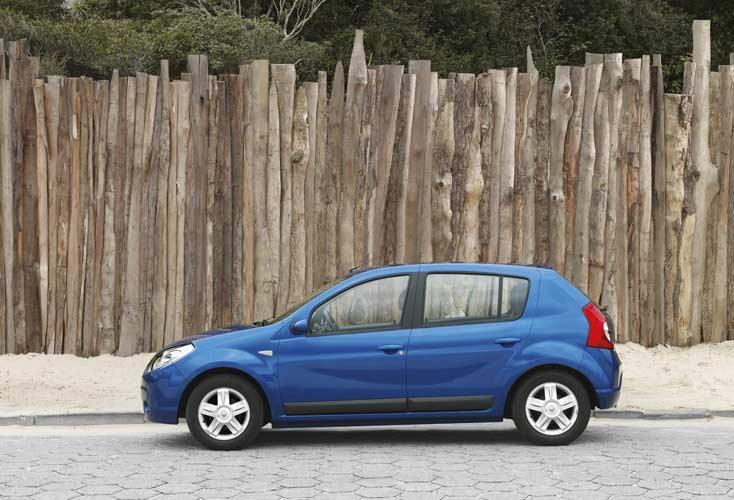 Dacia Logan Sandero