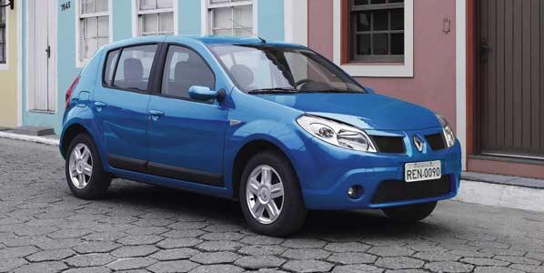 Dacia Sandero y Pick-up