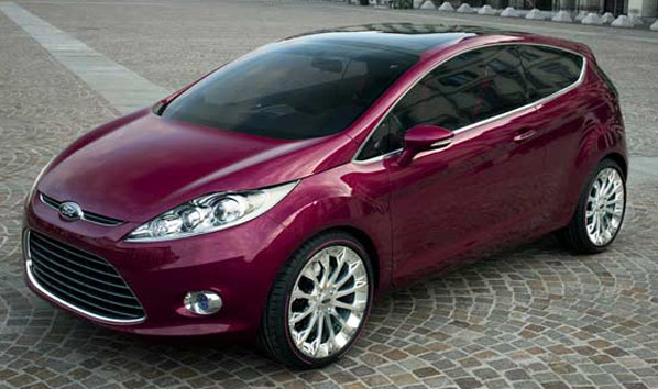 Ford Verve: el futuro Fiesta Coupé