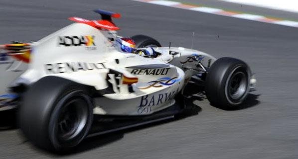 GP2: Petrov logra la Pole Position