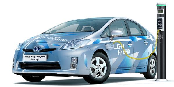 Los coches más ecológicos