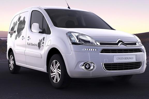 Citroën Berlingo eléctrico