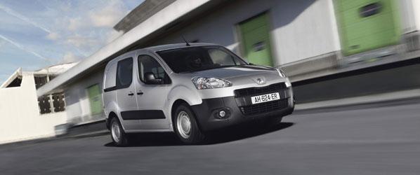 El Peugeot Partner eléctrico se fabricará en Vigo