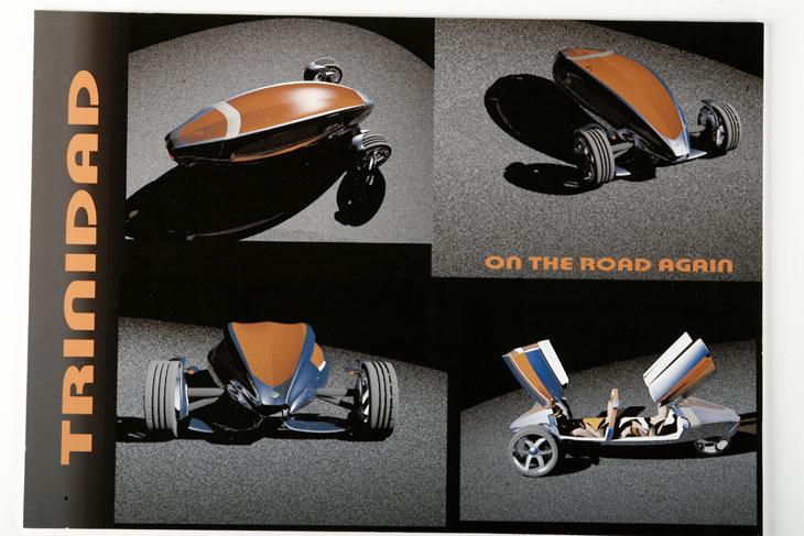 Concurso de Diseño de Coches de Autopista