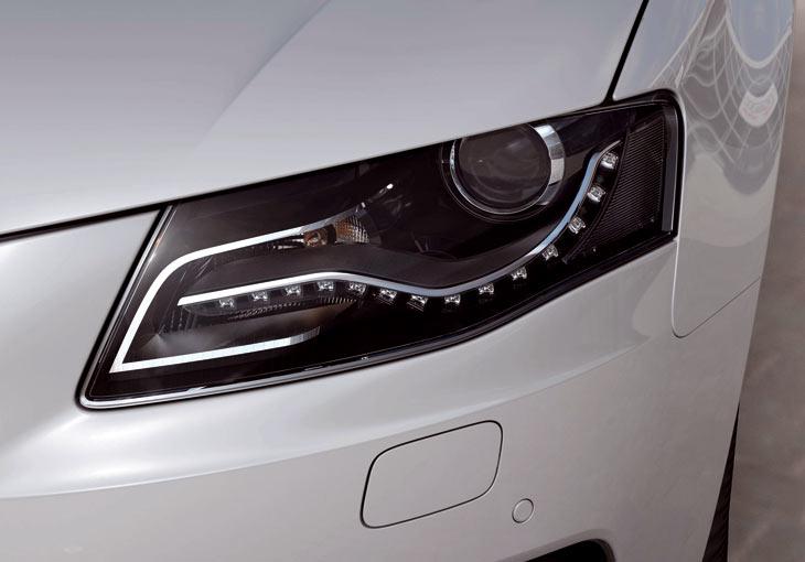 Audi A4: primer contacto