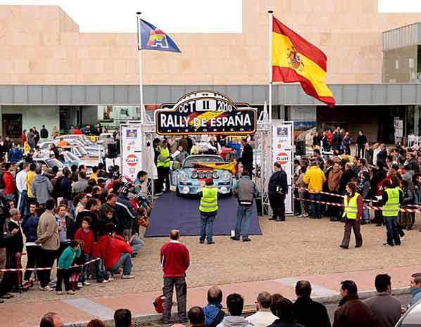 II Rallye de España Histórico