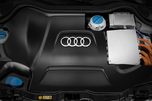 Audi A1 e-tron Dual-Mode Hybrid