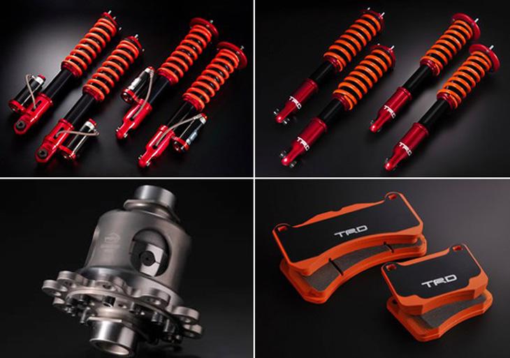 Lexus IS F Circuit Club Sport Package.