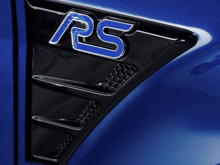 Ford Focus RS nuevas imágenes