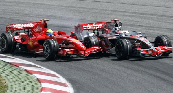 Cambio en el sistema de puntuación de la F1
