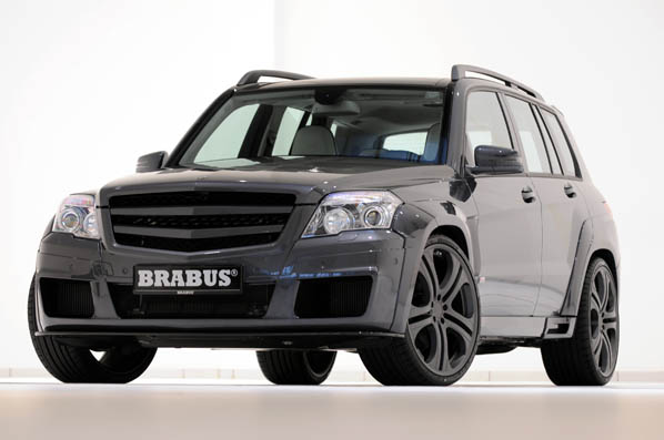Mercedes GLK Brabus V12