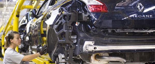 Los trabajadores dan el si al ERE de Renault
