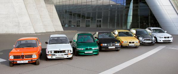 Los eléctricos de BMW cumplen 40 años