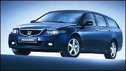 Nuevo Honda Accord Tourer, a la venta en primavera