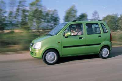 Contacto: Opel Agila