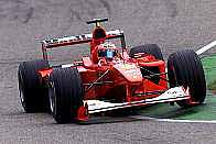 Schumacher, el más rápido en los entrenamientos libres