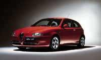 El nuevo 147 de Alfa Romeo llegará en enero