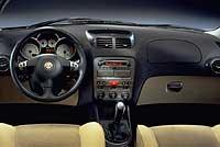 Alfa Romeo presenta su 147 en el Salón de París