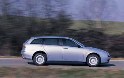 Alfa 156 1.9 JTD Sportwagon