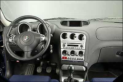 Alfa 156 2.4 JTD Distintive