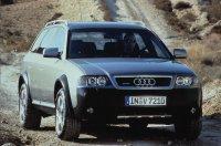 Llega el Audi Allroad Quattro