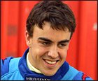 Alonso probará el Jaguar R3