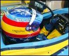 Fernando Alonso es optimista sobre su futuro