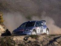 Carlos Sainz, líder en el Rally de Argentina