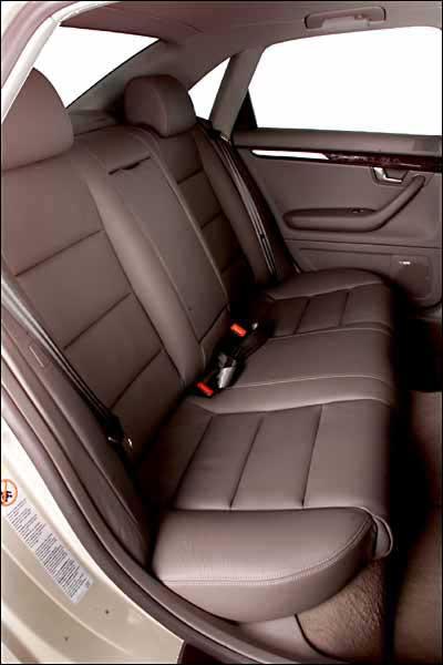 Audi A4 V6 3.0 Multitronic
