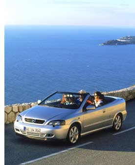 Opel Astra Cabrio 1.8