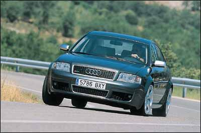Audi RS6 / BMW M5