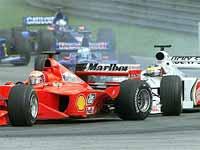La FIA pone en entredicho el triunfo de Hakkinen