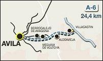 Aznar inaugura la polémica A-51