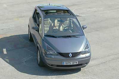 Renault Avantime 3.0 V6 Privilege
