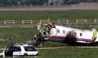 Coulthard sobrevive a un accidente de su avión privado