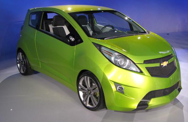 Habrá versión eléctrica del Chevrolet Spark
